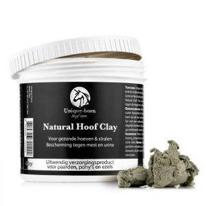 Unique Horn Natural hoof clay pasta antimicrobiana para pezuñas